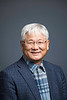 Insub Shin, Visiting Scholar, Dept of ECE.  Photo by:  Ron Aira/Creative Services/George Mason University