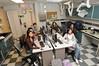 Nathalia Peixoto's Neural Engineering Lab. Photo by Creative Services