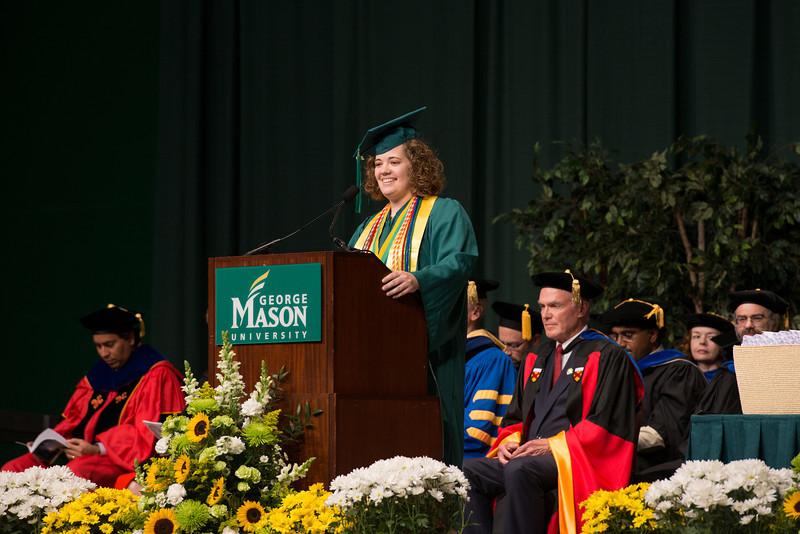 Volgenau School of Engineering Convocation 2012. Photo by Alexis Glenn/Creative Services/George Mason University