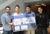 Volgenau School of Engineering undergraduate students present research posters