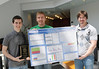 Volgenau School of Engineering undergraduate students present research posters