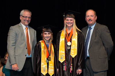 2014 Aledo Senior Academic Awards