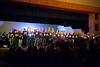 The Aledo High School Choir