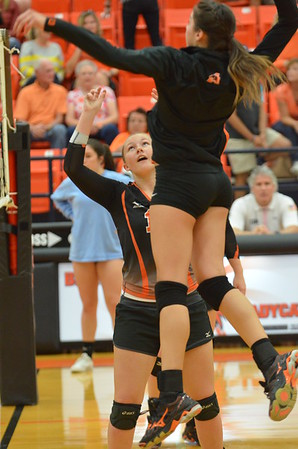 Aledo Volleyball vs South Hills