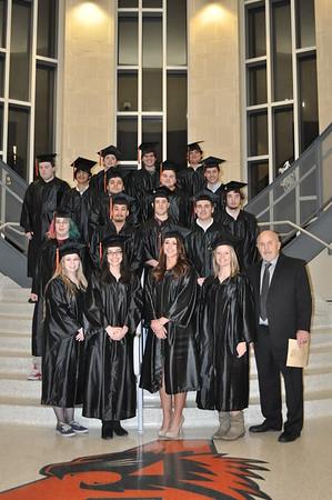 Learning Center Graduation Winter 2015