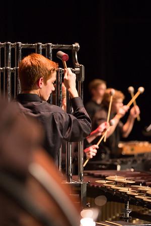 Night of Percussion 2014 Aledo High School