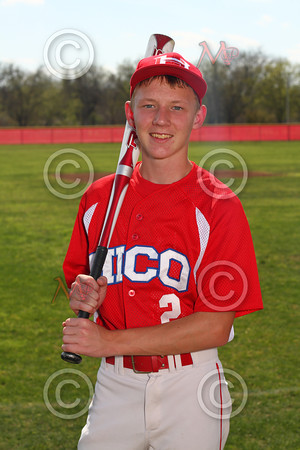 Hico Baseball & Softball Team Pictures 2014