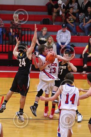 Hico vs Goldthwaite Basketball