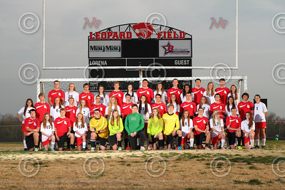 LHS Soccer Team Portraits 2014