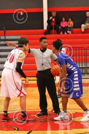 LHS v Connally Basketball 2_3_15
