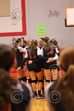 Lorena volleyball v Gatesville  Oct 10, 2014