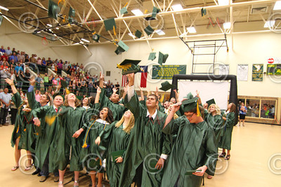 Valley Mills Graduation 2014