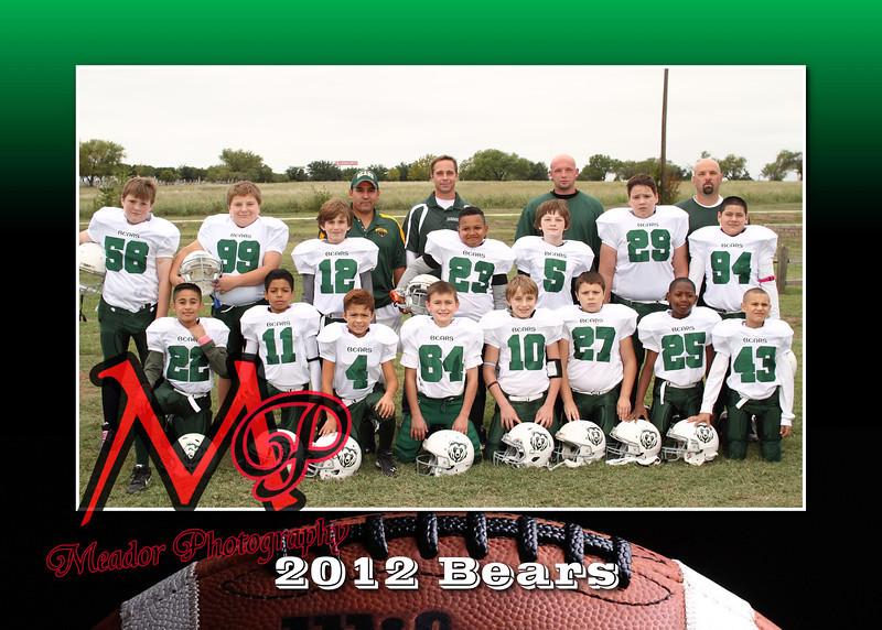 10U Bears Team_001