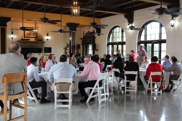 St. Pete Chamber Ambassador Meeting