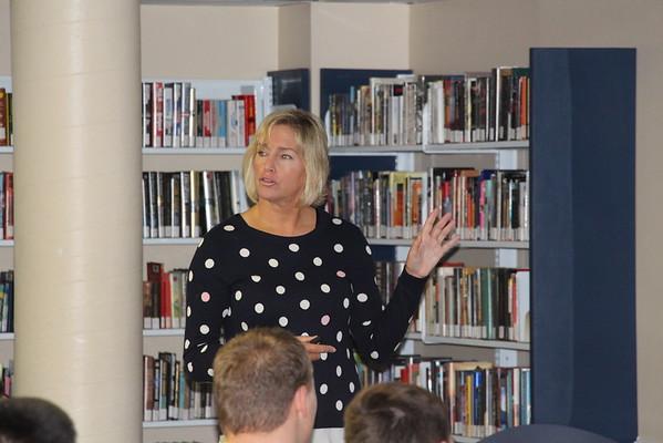Dr. Ellen Prager Visit