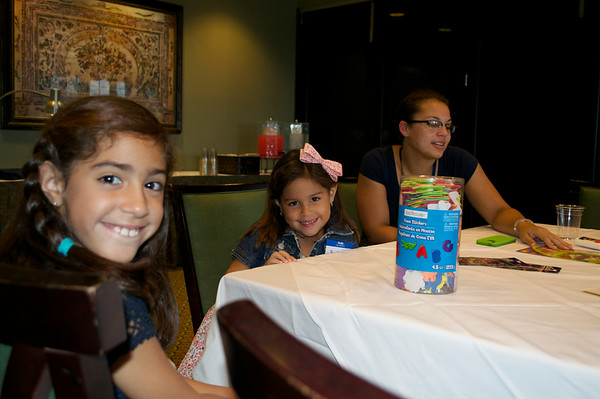 Parents' Group Back to School Social 2014-15