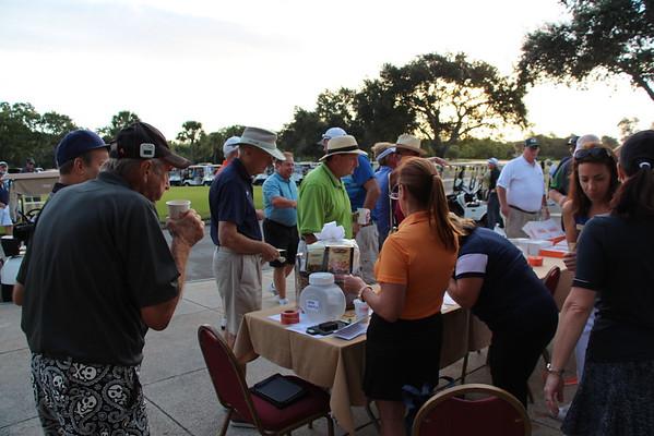 Parents' Group Golf Tournament 2015