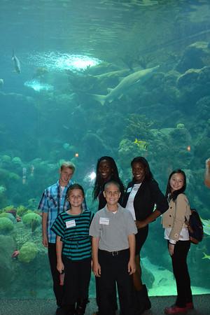 Students at ROCS Conference Dec 2012