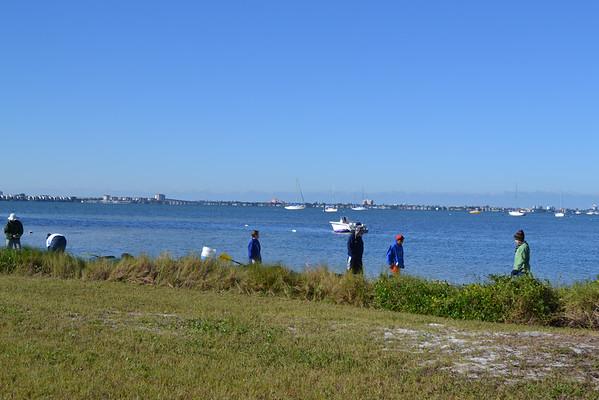 BLUE Ocean Film Festival Grand Coastal Cleanup