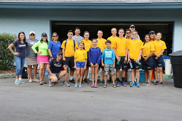 Earth Day Clean-up at Clam Bayou 22 April 2017