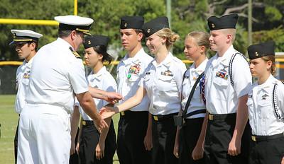 Parade Admiral Farragut Academy
