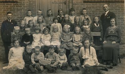 Zondagsschool Ebenhaezer, 1933