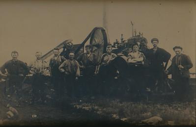 Baggeraars, ca 1926