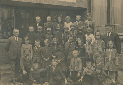 Christelijk Nationale School Schoonoord, 1929