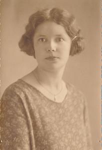 Cornelia Gezina Venhof, schooljuffrouw CS Schoonoord 1926-1929
