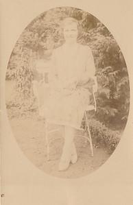 Alida Jacoba Spier, schooljuffrouw CS 1923-1926
