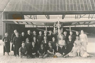 reisje naar Eelde, ca 1935