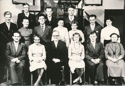 Belijdeniscatechisatie 1959