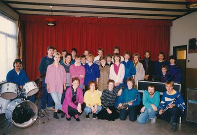 Gospelgroep Sola Fide, 1986
