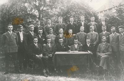 Jongelingenvereniging, 31 augustus 1931