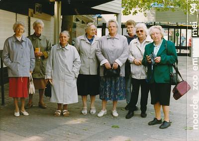 Vrouwenvereniging, ca 1990