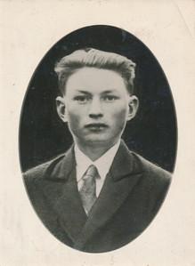 Hendrik Bos (1916-1937)