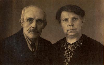 Hilbrand Bos (1873-1952) en Johanna de Haas (1885-1980)