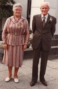 Petrus Dam en Jantje Meinders