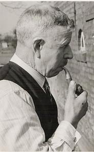 Lammert de Graaf (1884-1965), foto, 1951.