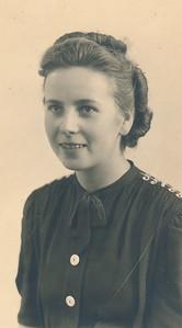 Fokje de Graaf (1920), ca 1940