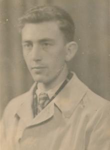 Lambert Gebben (1929), 1948
