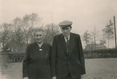 Roelfien Zoer en Gerrit Gebben