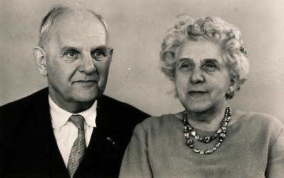Ds Izaak Faber en Catharina Garms