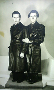 Eef Hamberg en Eeuwe Boelens
