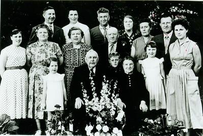 Familie Haak, 1957