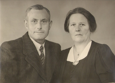 echtpaar Hamberg-Stap