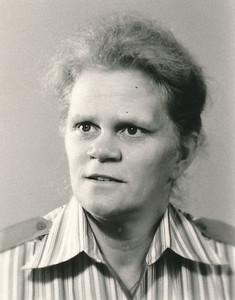 Belia de Lange-Haaijer, 1977