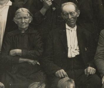 Albert Jagt en Marijke Zonderkop