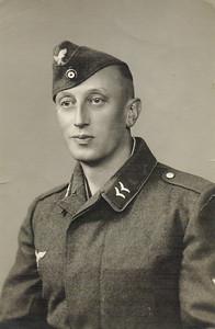 Jupp, foto ca 1945.
