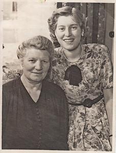 Margien Jeuring-Speelman en Roelie Jeuring